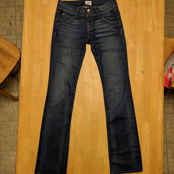 0faad51bb28 Hudson Jeans Denim - Hudson Beth Baby Boot Jeans Size 26 Excellent Cond